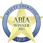 ABIA Beauty Therapist Winner 2015